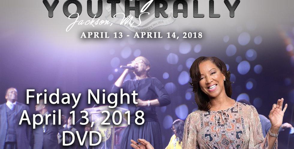 2018 FRIDAY NIGHT - DVD