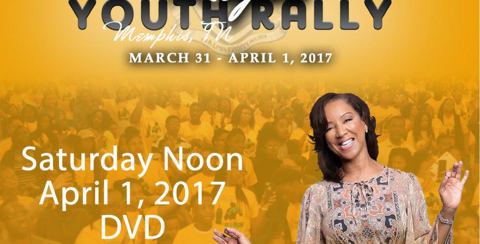 2017 SATURDAY NOON - DIGITAL DVD
