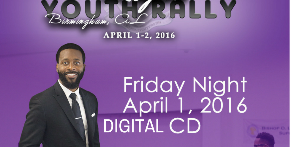 2016 FRIDAY NIGHT - DIGITAL CD