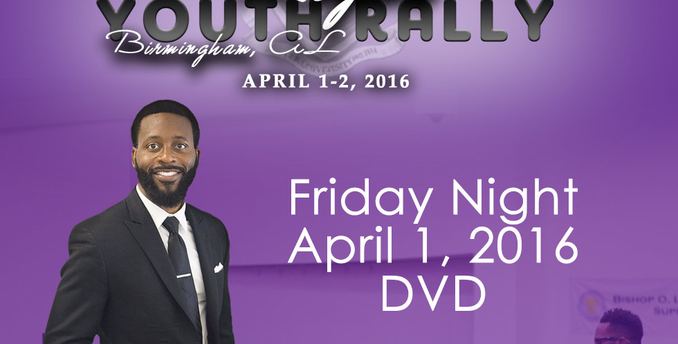 2016 FRIDAY NIGHT - DVD