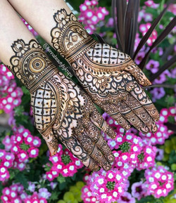 __ HENNA FOR AN ARTIST __ When you are a