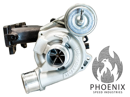 RZR XPT Turbocharger Stage I Upgrade