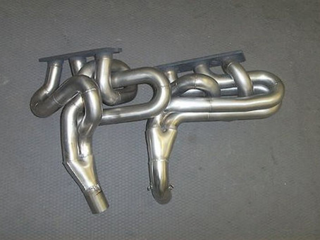 Project Focus - Aston Martin Racing Manifolds Hand Crafted
