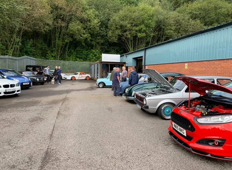 Cars & Coffee Morning (7th September 2019)