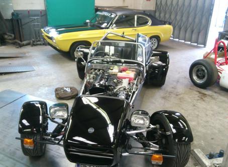 Project Focus - Kit Car Custom Exhaust Gallery