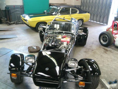 Project Focus - Kit Car Custom Exhaust Gallery