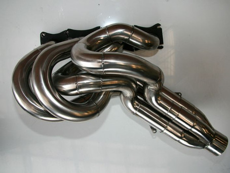 Project Focus - Chevette Exhaust Manifolds Custom Built