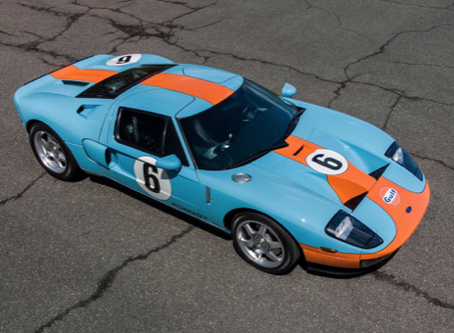 Project Focus - Ford GT40 Custom Exhaust Build