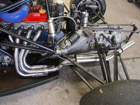 Project Focus - Trike Exhaust & Manifold