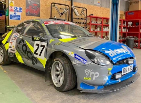 Projects Focus - Ford Puma V-TEC Build. Motorsport is our heritage…