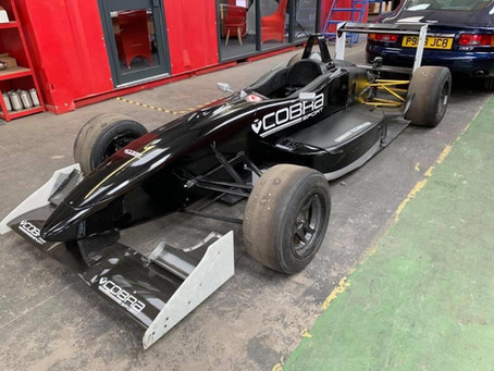 Projects Focus - Formula 3 Race Car… Exhaust & Manifold Build.