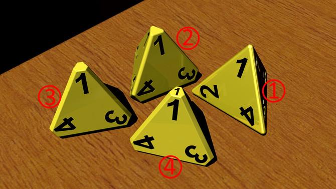 Complete the d4 Survey, Win a Set!