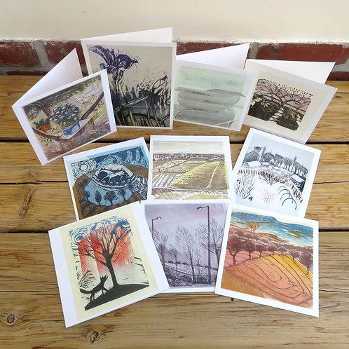 Greetings cards bundle