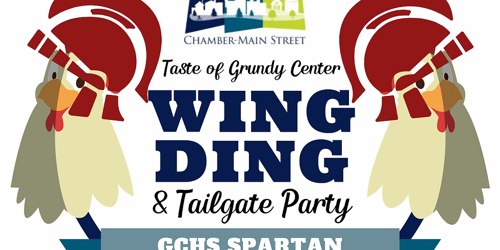 Taste the Good Life Wing Ding