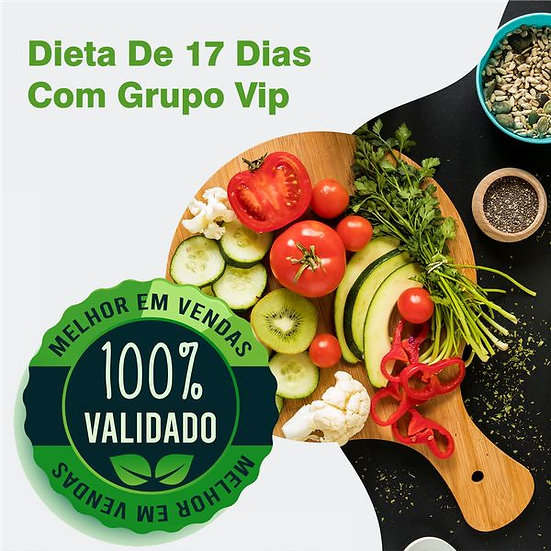 Dieta de 17 Dias - Grupo VIP