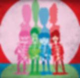 Matt Oxborrow, Illustration, Art Direction, character Design. The Beatles Caricature
