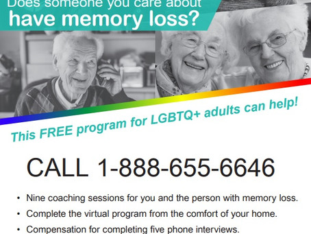 Sage News: Aging with Pride What an Idea!