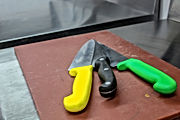 Knife safety training