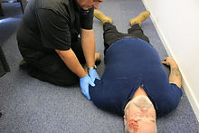 First Aid - secondary survey