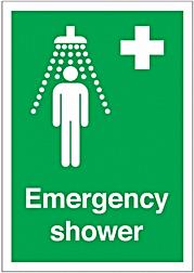 Emergency shower signage.png