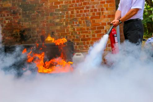 Live fire practicals