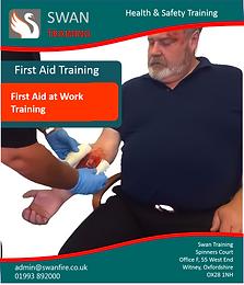 First Aidat Work Training - Swan Training