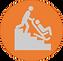 Evacuation Chair icon