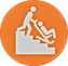 Evacuation Chair icon