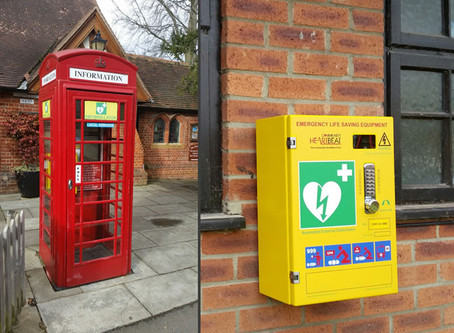 Public Access Defibrilators