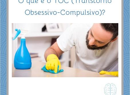 Você sabe o que é Transtorno Obsessivo Compulsivo???