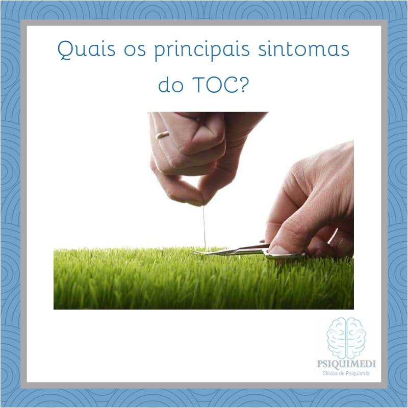 Quais os principais sintomas do Transtorno Obsessivo Compulsivo Psiquiatra DF Brasilia Asa Norte