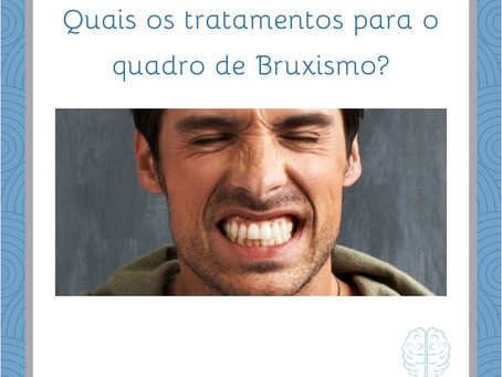 Bruxismo - tratamento