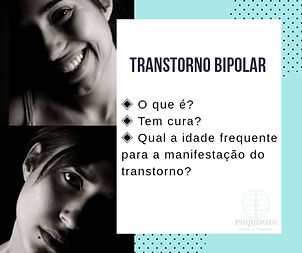 Transtorno Bipolar   Psiquiatra em Brasi
