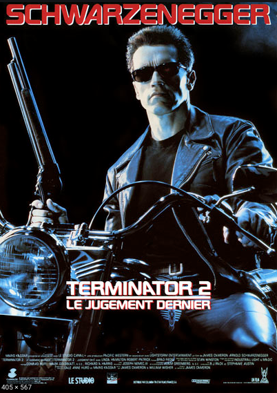 Terminator 2 (1991) by James Cameron