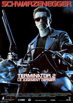 Terminator 2 (1991) by James Cameron