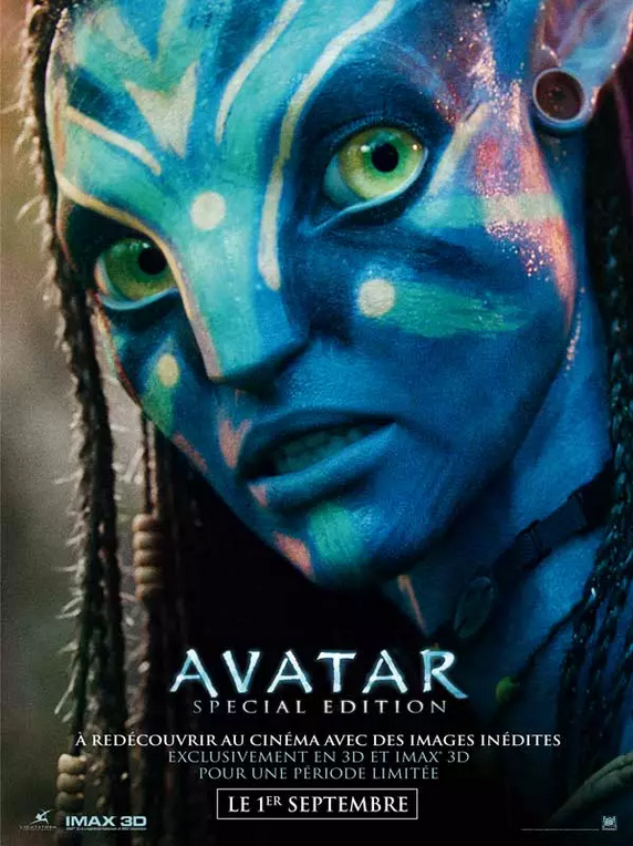 Avatar (2009) by James Cameron