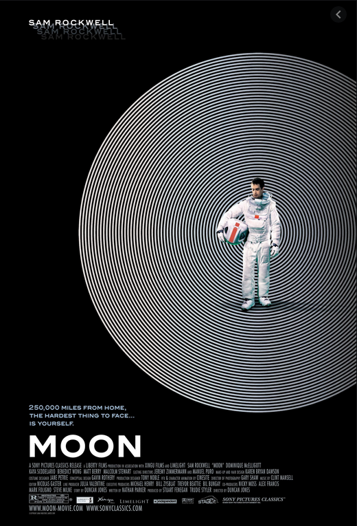 Moon (2009) by Ducan Jon