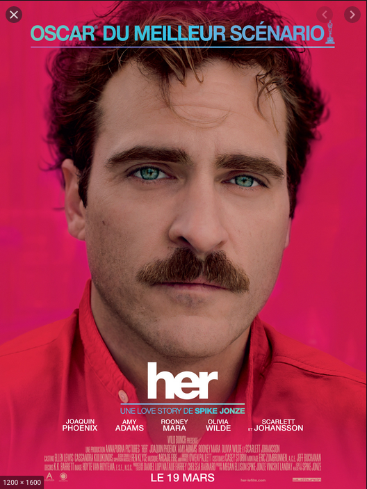Her (2013) by Spike Jonze