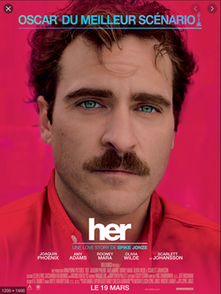 Her (2013) by Spike Jonze
