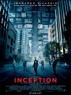 Inception (2010) by Christopher Nolan