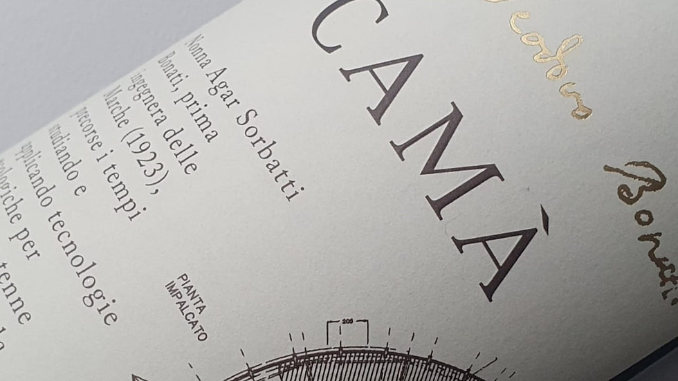 Camà  Sangiovese IGT 2016