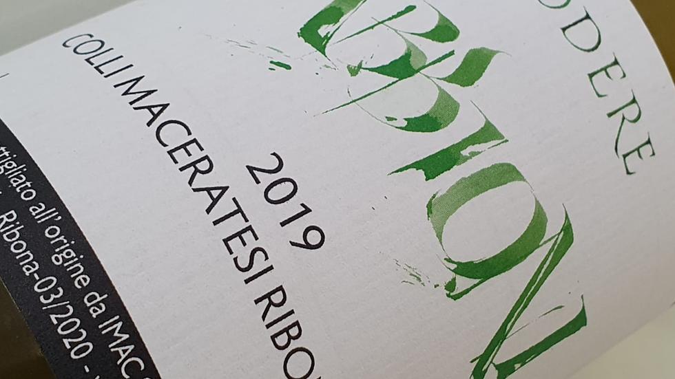 Colli Maceratesi Ribona Bio DOC 2020
