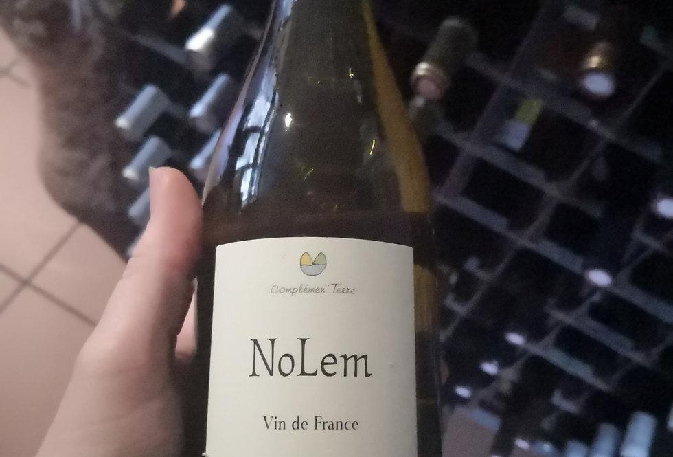 Nolem- domaine Complemen'terre - 2018 - Vin de France