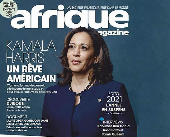 Maison Mbosso was featured in the 'Afrique Magazine' back in December 2020. We thank Luisa Nannipieri and her kind words for the lovely article about us. Cet article est en français.