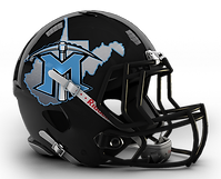 Mingo Central Football Helmet 2017