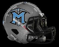 Mingo Central Football Helmet 2012