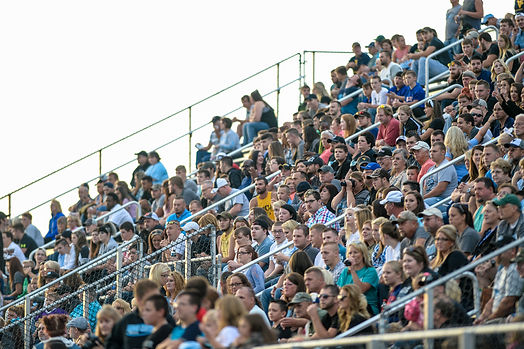 Mingo Central Football Fans crowd Harless Stadium