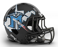 Mingo Central Football Helmet 2016