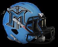 Mingo Central Football Helmet 2014