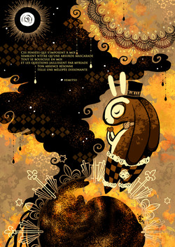 Himitsu Poetry Artbook 2014